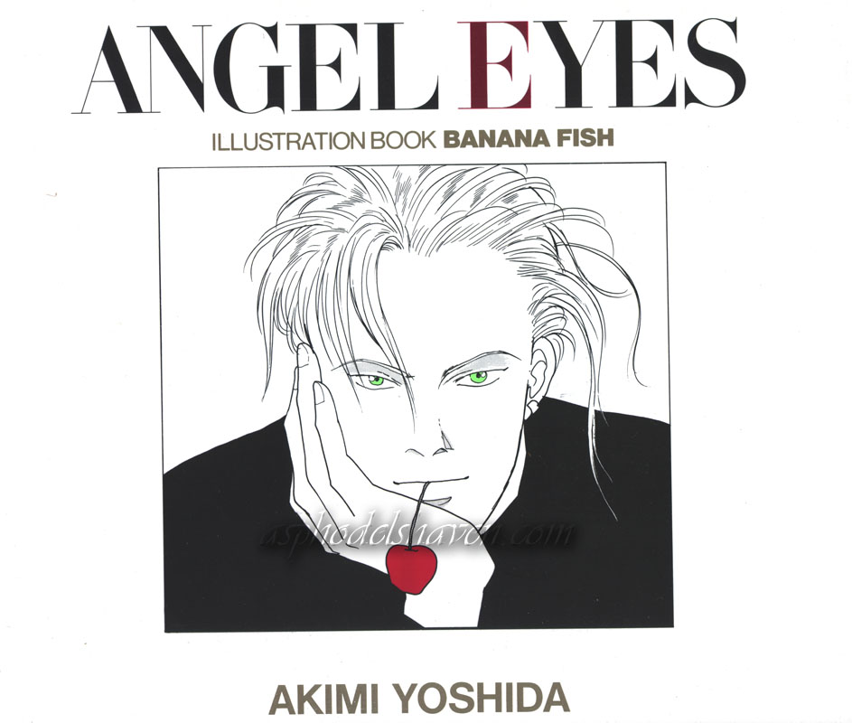 Banana Fish: Angel Eyes cover